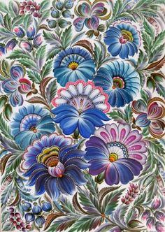 Ukrainian flowers