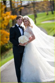 Ivanka Trump: First Wedding Pictures! | ivanka trump wedding pictures
