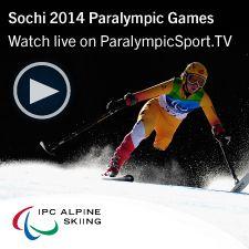 Paralympics | Sochi 2014 WInter Paralympic Games