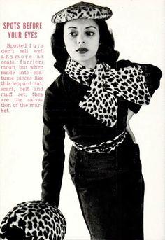 Ellen Holly, Jet Magazine, 1951