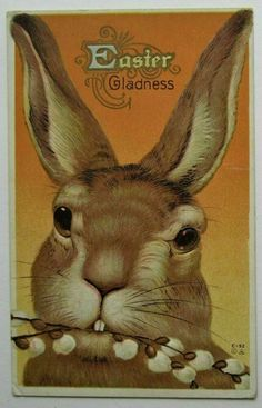 Majority good condition with normal age wear for cards these age! With wear as shown. in protective sleeves. Big Bunny, Bunny Rabbit, Easter Greeting Cards, Big Brown, Easter Printables, Vintage Easter, Winter Christmas, Vintage Postcards, Easter Bunny