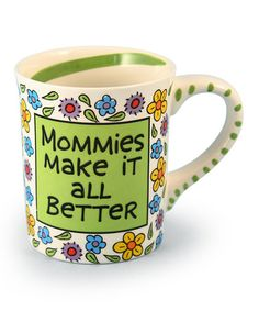 Take a look at this Green Mommies Mug by Our Name is Mud on #zulily today!