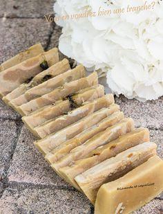 Savon à la cire d'abeille lait de chèvre et baobab