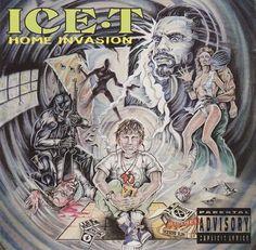 Ice-T - Home Invasion  #Albumart