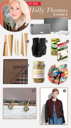 Holly Thomas Gift Guide   Camille Styles