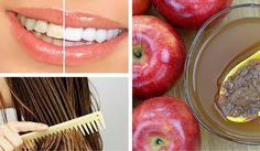 ¿Sabías que le puedes dar usos cosméticos al vinagre de manzana? Te damos 8 tratamientos para aprovechar sus propiedades.