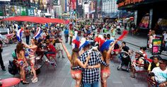 De Blasio idea: Eliminating Times Square pedestrian plazas