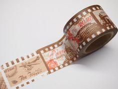 Vintage style Washi Tape 30mm X 10M by pikwahchan on Etsy, $3.50