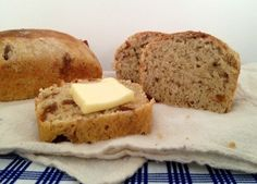 Banana Date Bread | A rich loaf studded with dates and the full flavor of banana is sure to become a favorite.