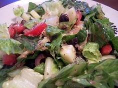 My Best Salad Dressing