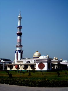 Barisal Mosque, BANGLADESH.