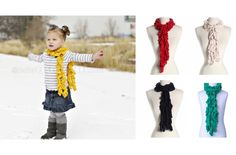 MUST HAVE this scarf for Brinley! Seriously how cute is that?