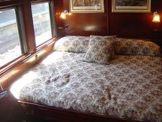 Rovos Rail Deluxe Suite (1) by garybembridge, via Flickr. For More: http://www.tipsfortravellers.com/2012/03/rovos-rail-south-africa-cape-town-to-pretoria-a-most-remarkable-special-experience-review.html