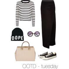 """OOTD - tuesday"""