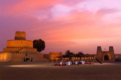 Al Jahili Fort, Al Ain, Abu Dhabi Emirate, UAE