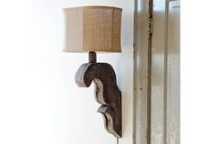Architectural Beauty: Corbel Sconce - From Antiquefarmhouse.com - http://www.antiquefarmhouse.com/current-sale-events/shabby-chic-cottage/corbel-sconce.html