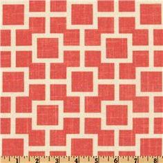 this geometric pattern makes me happy!