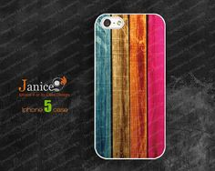 iphone 5 casecustom iphone 5 cover beautiful wood by janicejing, $14.99