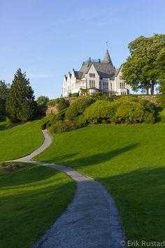 Gamlehauge Castle, Norway