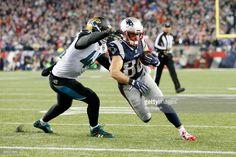News Photo   Danny Amendola of the New England Patriots scores... Afc  Championship de4fe3f158498