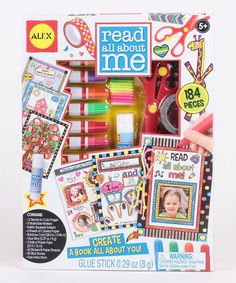 ALEX Read All About Me Book Kit | zulily