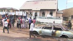 Welcome to NewsDirect411: Bomb Blast Kills Scores In Jos, Nigeria.