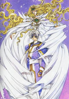magic knight rayearth   Magic Knight Rayearth- CLS
