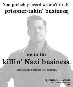 Inglorious Basterds <3