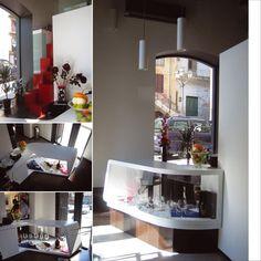 Black and White Bar, Misilmeri, 2007 - AREA STUDIO architetti associati