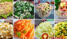 S týmto máte vyriešené chlebíčky, večeru aj pohostenie pre návštevu: 10 skvelých receptov na vajíčkové šaláty – aj keď držíte diétu! Guacamole, Baked Potato, Mashed Potatoes, Cabbage, Food And Drink, Rice, Mexican, Vegetables, Cooking