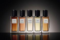 Yves Saint Laurent beauté présente son dressing olfactif