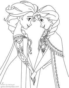 19 Best Frozen Coloring Pages Images Frozen Coloring Pages