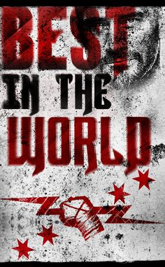CM Punk - Best In The World by AliTaKeR