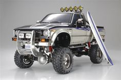 Tamiya 1/10 Toyota Hilux High-Lift Kit     $389.99