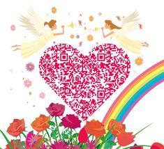 QRコードイラスト #QR #イラスト #アート #ウェブ #宣伝 #広告 #ホームページ #新奇性 #デザイン #Illustration  #art #web #publicity #advertisement #homepage #novelty #design
