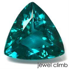 パライバカラーアパタイト(Blue Apatite)2.99CT