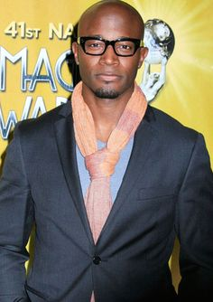 He is beautiful! :))) I have a crush on Mr. Taye Diggs!