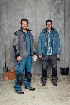 """Workwear & Safety Shoes vom Feinsten! Die neue Kollektion """"NATURE"""" von Würth MODYF sieht nicht nur stylisch aus, ist auch bequem und sehr robust! https://www.modyf.de/highlights/nature-linie"""