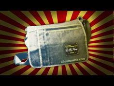 Wax waterproof a canvas bag