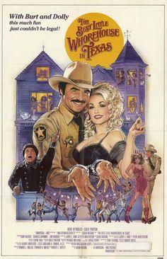 The Best Little Whorehouse In Texas (1982) - Burt Reynolds DVD
