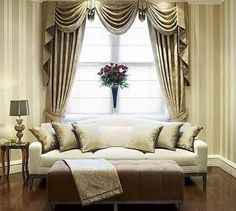 Modern Curtain Designs for Living Room. 20 Luxury Modern Curtain Designs for Living Room. Curtain Ideas for Living Room Modern Classic Curtains, Elegant Curtains, Beautiful Curtains, Modern Curtains, Custom Curtains, Fancy Curtains, Funky Living Rooms, Design Living Room, My Living Room