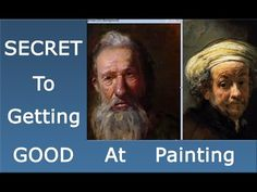 How to get really good at oil painting #oilpainting #arttips #paintingtips…