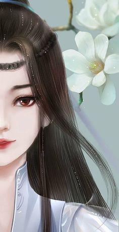 Drawing pencil girl beautiful ideas for 2019 Cute Cartoon Girl, Cool Anime Girl, Beautiful Anime Girl, Anime Art Girl, Cartoon Art, Anime Art Fantasy, Chica Fantasy, Fantasy Girl, Whats Wallpaper