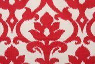 Richloom / John Wolf Solarium Basalto Outdoor Fabric in Cherry $6.95 per yard
