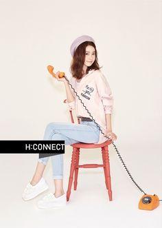 アパレルブランド「H:CONNECT」が男心を刺激する少女時代 ユナのグラビアを公開した。今回公開されたH:CONNECTの2016年春夏シーズンのグラビアは「Hey! Let's play alo… - 韓流・韓国芸能ニュースはKstyle