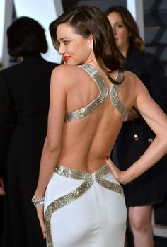 Miranda Kerr Oscars 2015 #afterparty