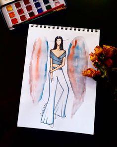 Fashion Sketchbook, Drawings, Illustration, Instagram, Art, Art Background, Kunst, Sketches, Illustrations