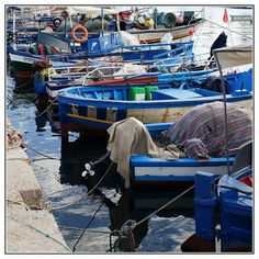 Port El Kantaoui by kaZ