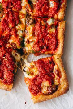 Philly Cheese Steak Pizza Recipe | Little Spice Jar