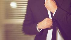 Sorry hipsters: The skinny tie is over